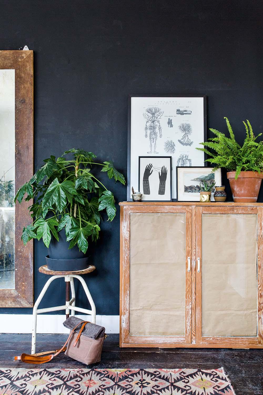 inspiriert wohnen mit wohnen in gr n pflanzenfreude. Black Bedroom Furniture Sets. Home Design Ideas