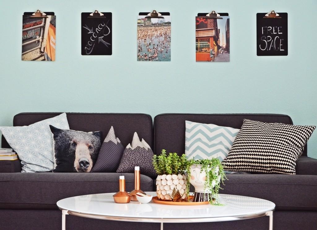 skandinavisch chic mit pflanzen pflanzenfreude. Black Bedroom Furniture Sets. Home Design Ideas