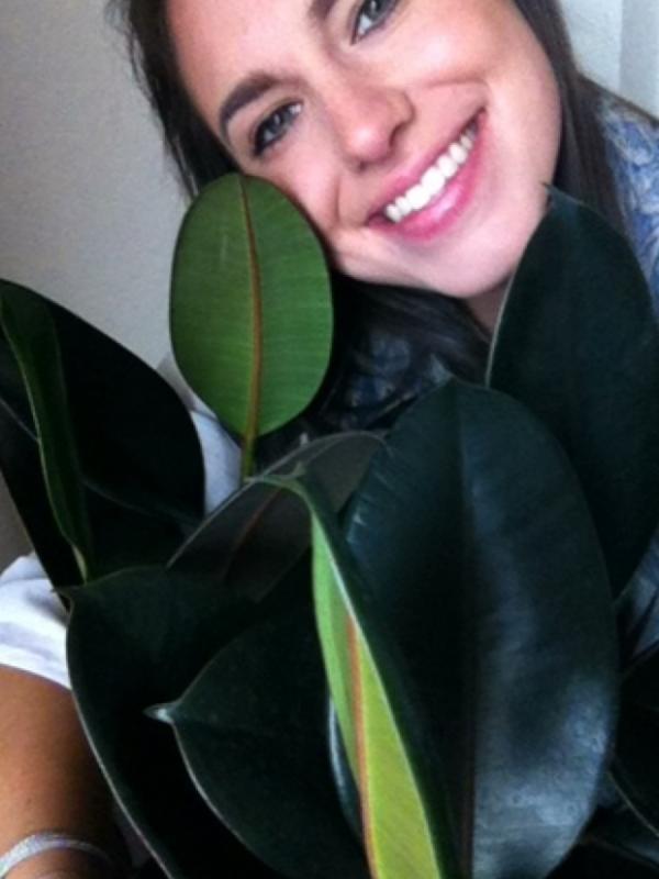 Das neue Selfie ist ein grünes Ussie - Pflanzenfreude.de
